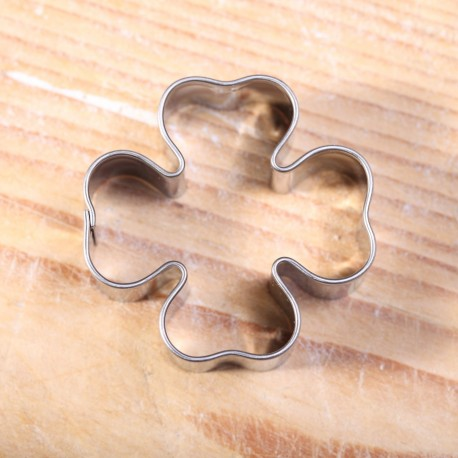 Cookie cutter - Four-leaf clover