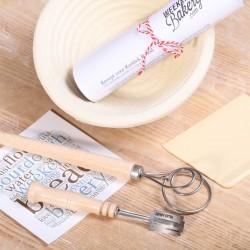 Bread Baker Kit Wood Fibre