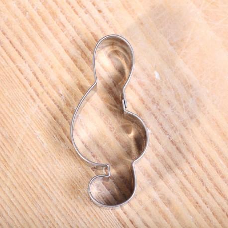 Cookie cutter - Treble Key