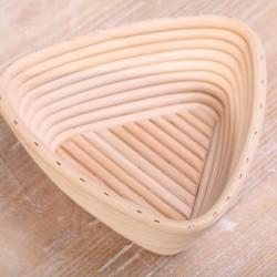 Rijsmandje van riet - 300- 500g Driehoek