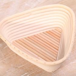 Rijsmandje van riet - 750g Driehoek