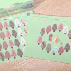 Herfst decoratie stickers