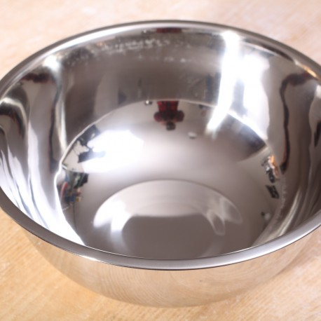 Mixing bowls stainless steel