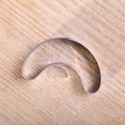 Cookie cutter - Crescent Roll