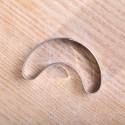 Koekjes uitsteekvormpje -  Croissant