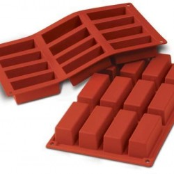 Siliconflex Mould: Financier