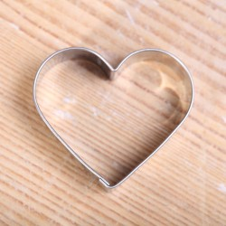 Cookie cutter - Little Heart - 4 cm