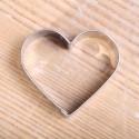 Cookie cutter - Little Heart - 4 cm