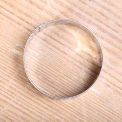 Cookie cutter - Circle 4.7 cm
