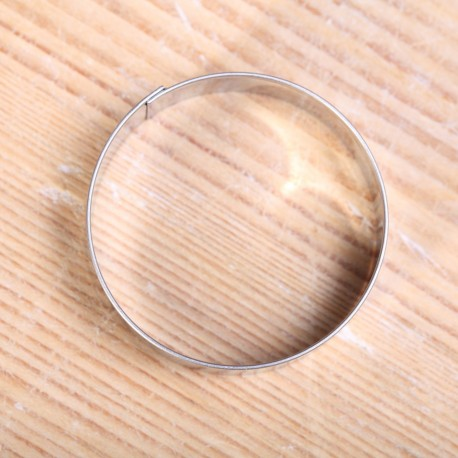 Koekjes uitsteekvormpje -  Cirkel