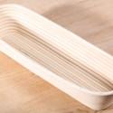 Rijsmand van riet - 2kg Ovaal lang