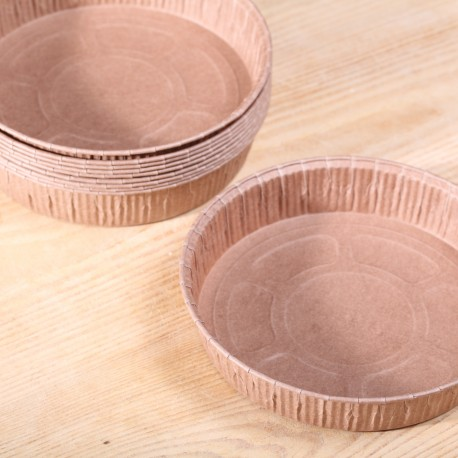 Paper pie molds round 16 cm