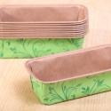 Loaf mold Raffinato green M 15.7 cm