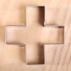 Koekjes uitsteekvormpje - Kruis