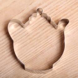 Cutter Teapot