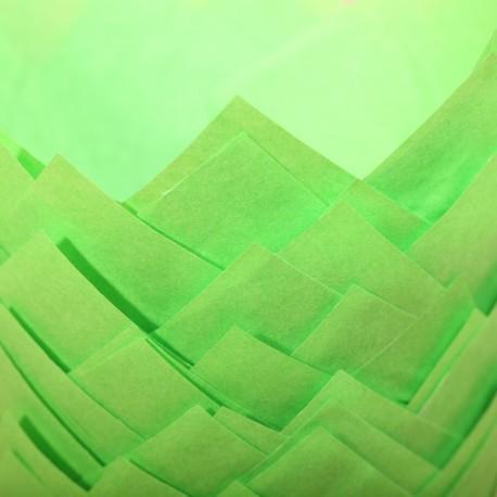 Medium Tulip muffin cups  bright green