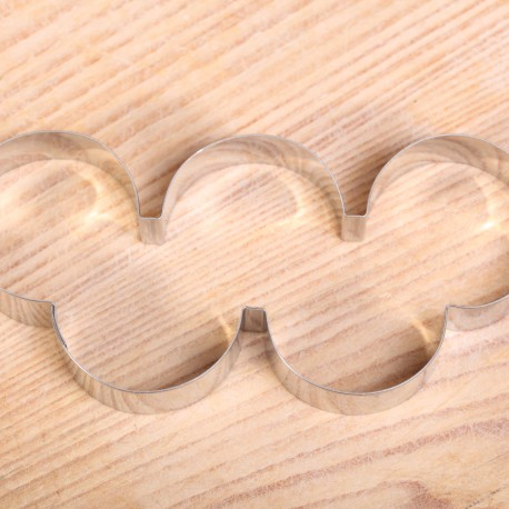 Cutter Olympic rings