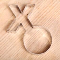 """XL Cutter XO - """"Hugs & Kisses"""""""
