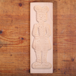 Wooden cookie mold Windmill Large