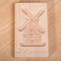 Cookie mold with Windmill 'Poldermolen' 15  cm