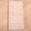 Cookie mold Windmill 'Wipmolen' large 23.5 cm