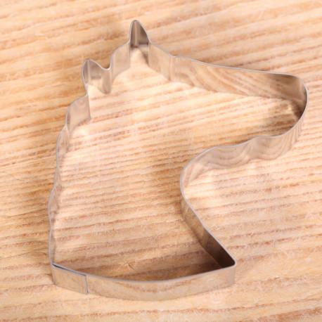 Cutter Horse head