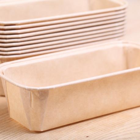 Loaf mold Raffinato naturel beige