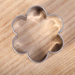 Cookie cutter - Flower 3.5cm