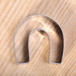 Koekjes uitsteekvormpje - Hoefijzer