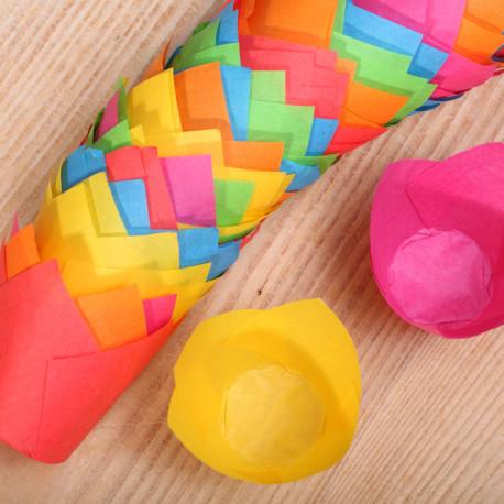 Tulip muffin cups MINI multicolor set