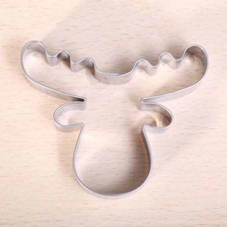 Cookie cutter - Moose head