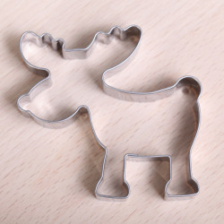 Cookie cutter - Funny Moose