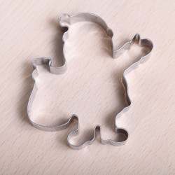 Cookie cutter - Santa