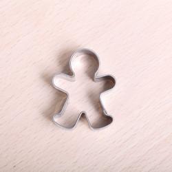 Cookie cutter - Gingerbread Man 4 cm