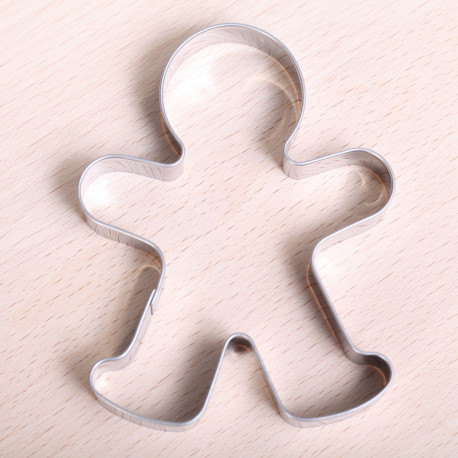 Gingerbread man large 9 cm