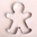 Koekjes uitsteekvormpje - Gingerbread Man large 9 cm