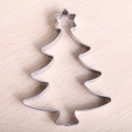 Uitsteker -  Kerstboom met ster
