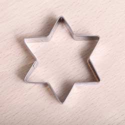 Cookie cutter - Star