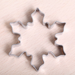 Cookie cutter - Snowflake