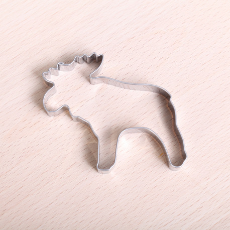 Cookie cutter Moose 6 cm