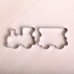 Cookie cutters - Train Set