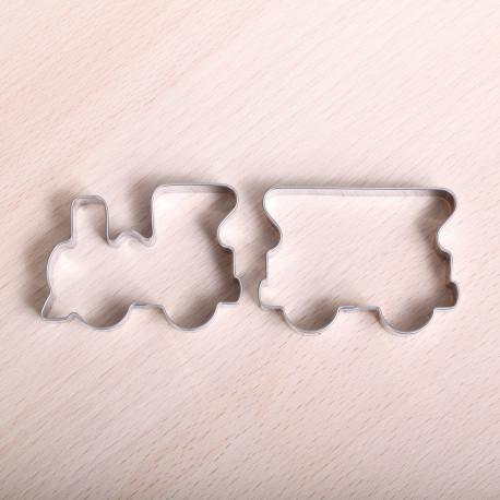 Cookie cutters - Train Set