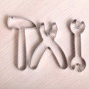 Cookie cutter set - Tools
