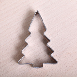 Koekjes uitsteekvormpje -  Kleine kerstboom