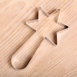 Cookie cutter - Magic Wand