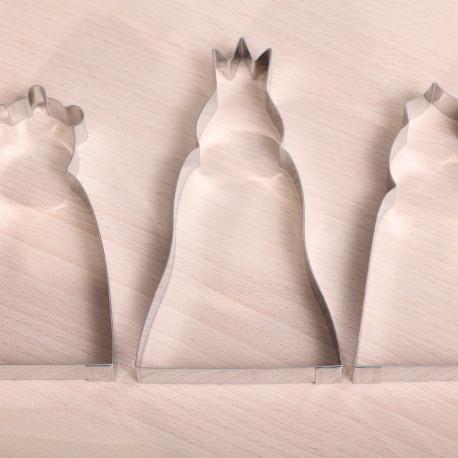 XL Cutter set We Three Kings