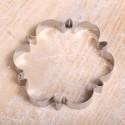 Koekjes uitsteekvormpje -  Grote bloem