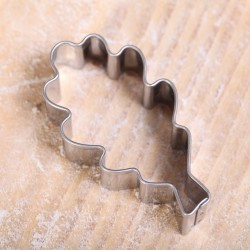 Cookie cutter - Oak Leaf