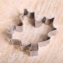Koekjes uitsteekvormpje -  Esdoornblad