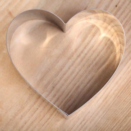 Cake & dessert ring  - Heart